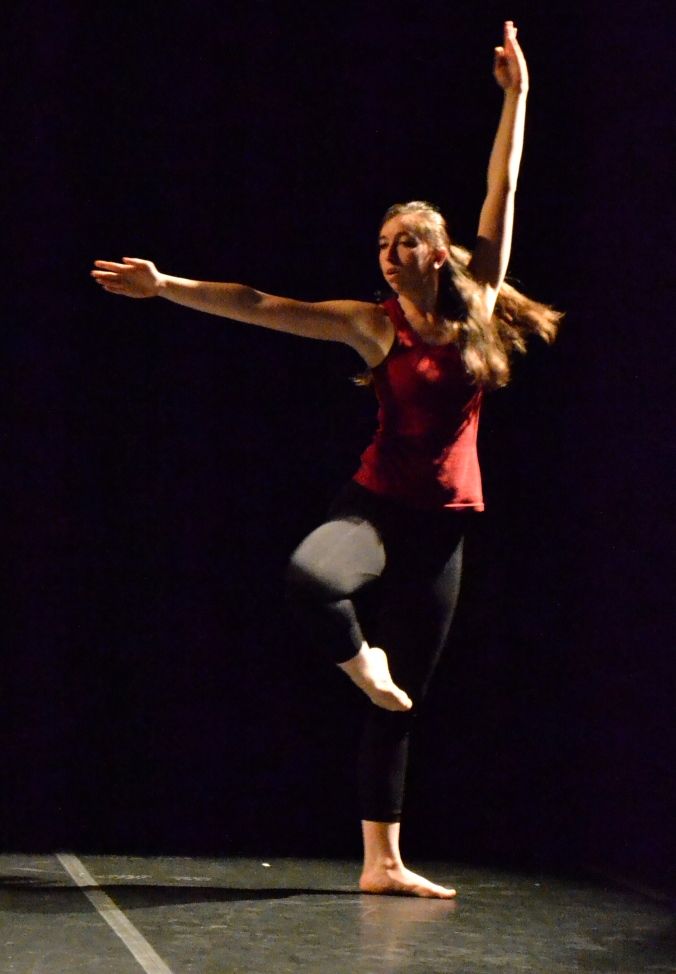 HATCH - Natalie Johnson - Nov 23rd - Dance Photo 2